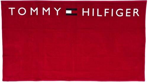 Tommy Hilfiger - Osuška - červená - Glami.cz 33d7283618