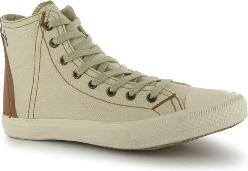 Levis White Hi Sneakers Light Beige 461355 - Glami.sk 9534710597