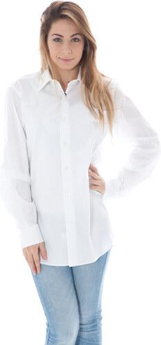 Dámská košile Calvin Klein - 44   Bílá - Glami.cz beec53301d