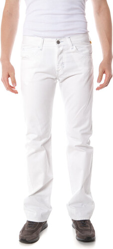 Pánské jeans Meltinpot - 33   Bílá - Glami.cz 8a6103f354