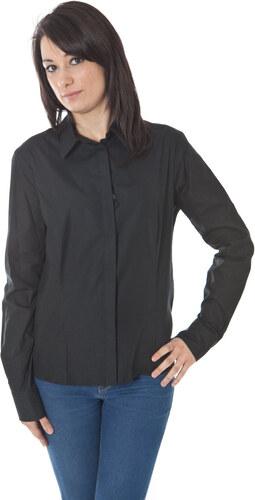 Dámská košile Calvin Klein - 48   Černá - Glami.cz 0c76e6d092