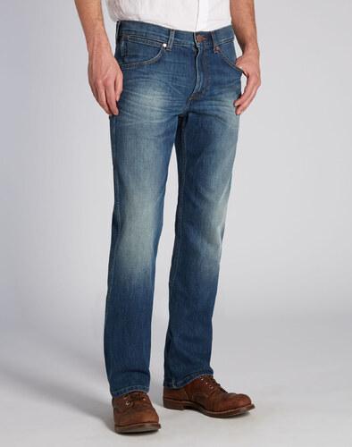 a2e768cc921 Wrangler pánské kalhoty (jeansy) Ace W14ZW862S - Glami.cz