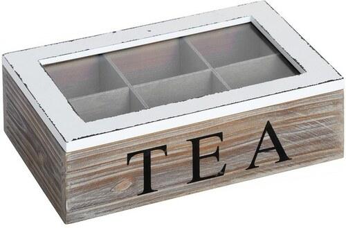 Čajový box TEA
