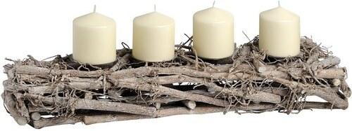 Svícen na čtyři svíčky ForFour