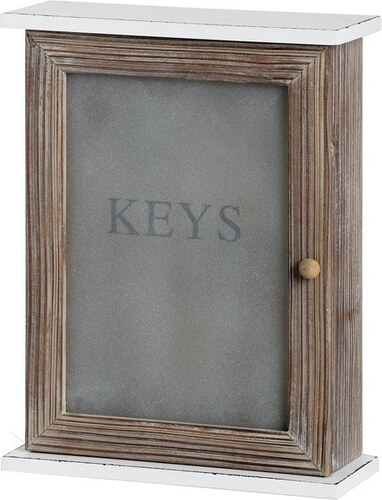 Skříňka na klíče Glass