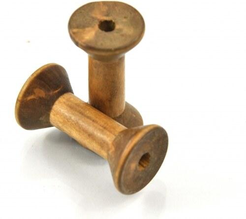 Dřevěná špulka Mini