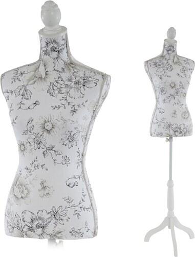 Figurína, Manekýna ženského těla White Flowers