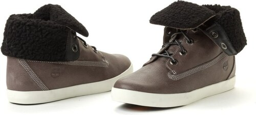 32528b18a74 Timberland dámská kotníčková obuv Glastenbury 1 40 šedá - Glami.cz