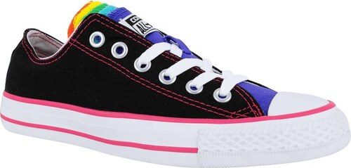 Converse Chuck Taylor All Star Multi Tongue Black 35 - Glami.cz 3362a13b4b0