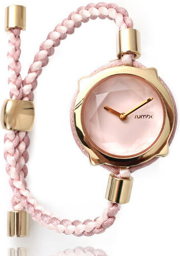 Rumbatime Dámske hodinky Gramercy Gem Rose Smoke - Glami.sk 3e1236136b3
