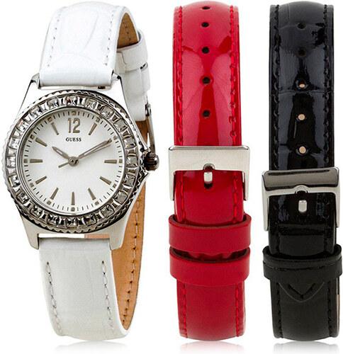 Guess Dámské náramkové hodinky s výměnnými pásky W0092L1 - Glami.cz 6f84b50866