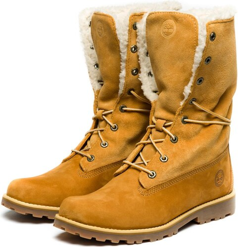 Timberland 6-inch Shearling Boot - Glami.sk 3780ad3122b