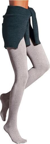 Pletené punčochové kalhoty, Thermosan šedá