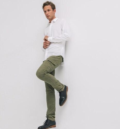 promod pantalon cargo slim homme. Black Bedroom Furniture Sets. Home Design Ideas