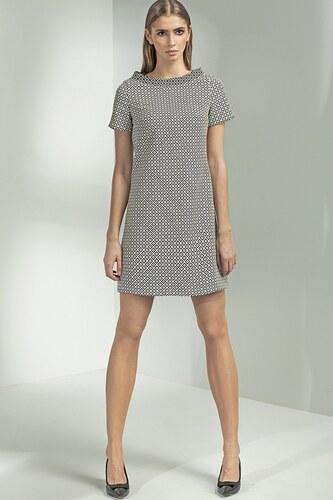 Dámské šaty NIFE (vel.44 skladem) 44 kosočtverce Skladem 84b8c2e1acd