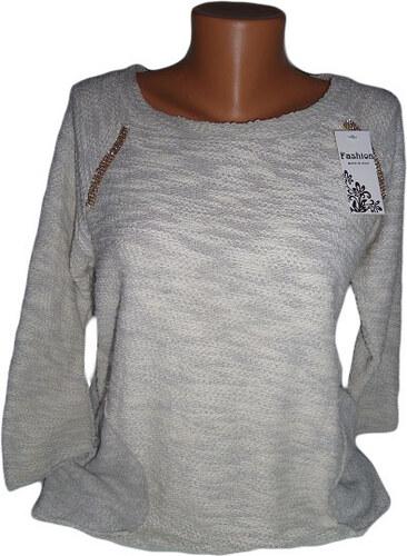 Dámský svetr-svetřík- pulovr 050