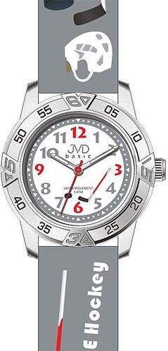 b1eed4436f4 Dětské chlapecké hokejové hodinky JVD basic J7024.5 (HOKEJ) pro malé  hokejiisty