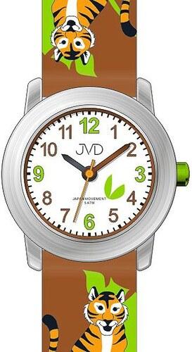 66541a05154 Dětské hodinky JVD J7151.1 s motivy džungle - Glami.cz