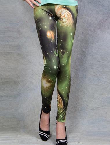 LM moda Legíny galaxy dámské vzor 22-25 ecb91e1e55