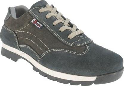 Beppi Pánská kožená obuv 2125780 grey - Glami.cz f7c89290a9