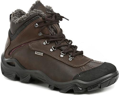 Dámská obuv IMAC U2168z49 hnědé kotníčkové zimní boty - POŠTOVNÉ ZDARMA -  POŠTOVNÉ ZDARMA 0aa998a9eb