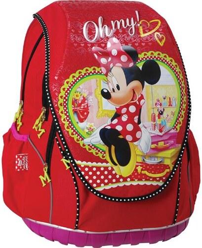 da279dcbf2 SunCe Anatomický školský batoh ABB Disney Minnie - Glami.sk