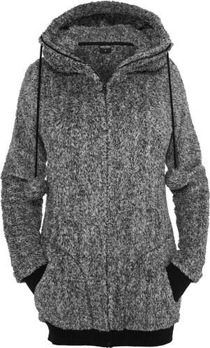 Dámská melírovaná mikina s kapucí Teddy URBAN CLASSICS TB616 - Glami.cz ace99972df