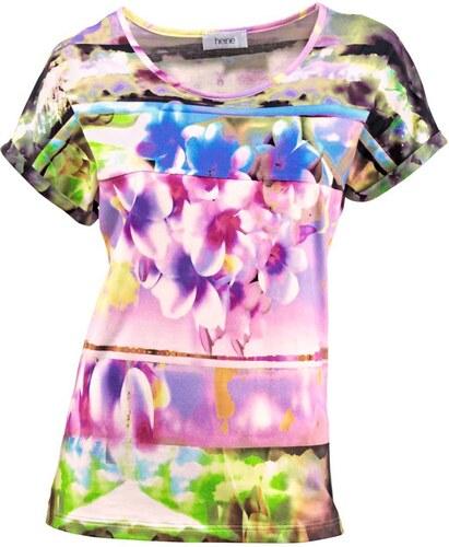 55b7b0d536f HEINE Dámské barevné tričko HEINE