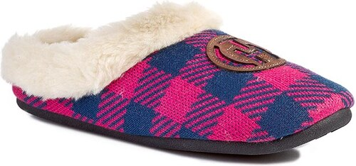 Papuče TOMMY HILFIGER - Mule Slipper FW56817602 Check 929 - Glami.sk c78cba30bd