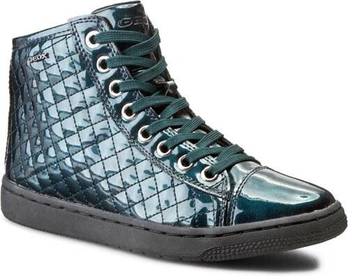 Sneakersy GEOX - J Creamy E J54L5E 000HH C3019 Dk Forest - Glami.cz 157c8dbda1