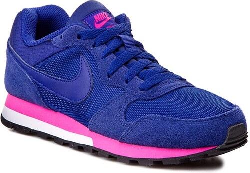 9658bce3c5a Boty NIKE - Wmns Nike Md Runner 2 749869 446 Dp Ryl Bl Dp Ryl Bl Pnk Fl Whi