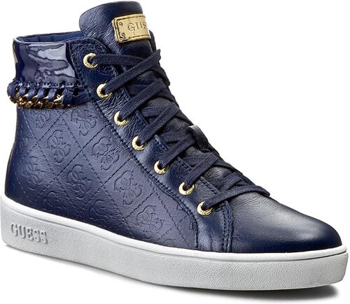 dfb4d07d19 Sneakersy GUESS - Gloria FL3GOR FAL12 BLUE - Glami.cz