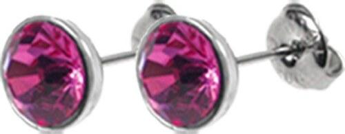 Tribal Naušnice s krystaly Swarovski Elements ESSW12 rose - Glami.cz b16354d2ba1