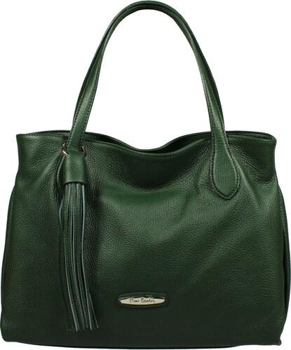 zelená kabelka přes rameno Pierre Cardin 1410 FRZ Dollaro Verde ... 1e818fbfab4