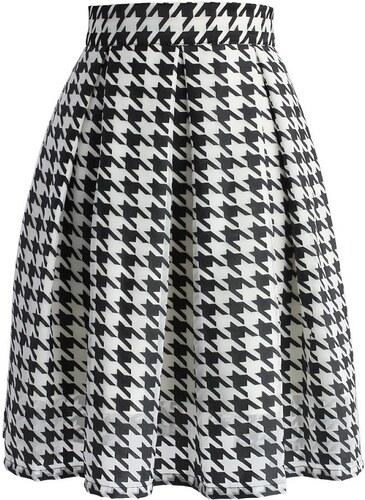 be687a69da3 Chicwish sukně Elegantka