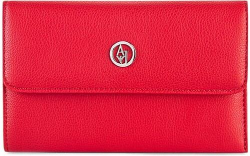 Velká dámská peněženka ARMANI JEANS - A5V65 V9 4L Red - Glami.cz 4802e0fe43