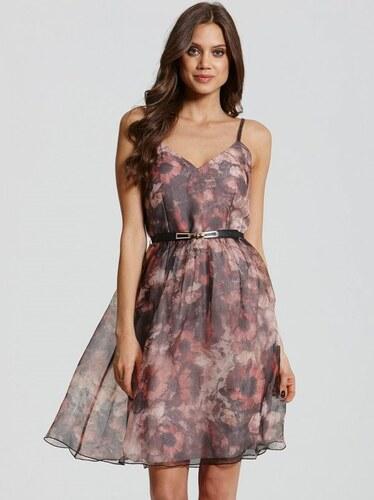 LITTLE MISTRESS Květinové šaty na ramínka - Glami.cz 4c51f8b1b76