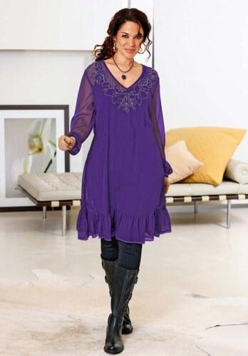 Sheego Dámské šaty pro plnoštíhlé 353e83b002