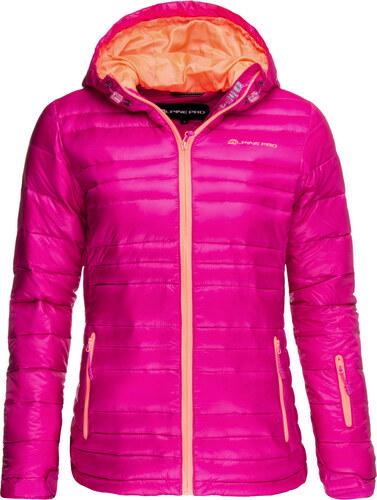 Zimní péřová bunda dámská ALPINE PRO ISKUTA 411 - Glami.cz b4995ce898