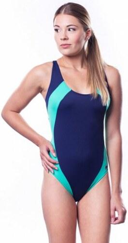 4bd45241b6d Dámské sportovní plavky Shepa 009 (B2D18) - Glami.cz