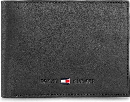Nagy férfi pénztárca TOMMY HILFIGER - Johnson Cc And Coin Pocket  AM0AM82565 AM0AM00659 Black 002 984ea1010c