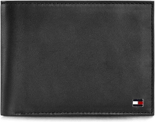 Nagy férfi pénztárca TOMMY HILFIGER - Eton Cc And Coin Pocket AM0AM00651  Black 002 068c74c036