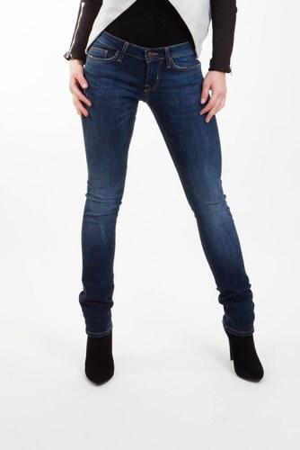 Jeans dámské nízký sed