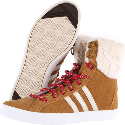 Dámská obuv Adidas Neo Sehozer Hi - Glami.cz 3eaacddc3b8