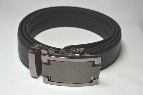 Pánský luxusní pásek s automatickou sponou AB.13