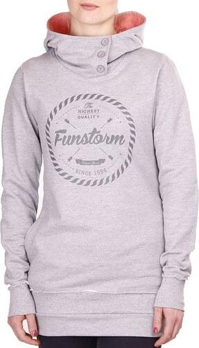 Dámská mikina Funstorm Sasa grey M - Glami.cz 0b53dab821