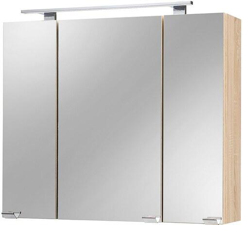 Spiegelschrank »Roma LED«, Breite 80 cm