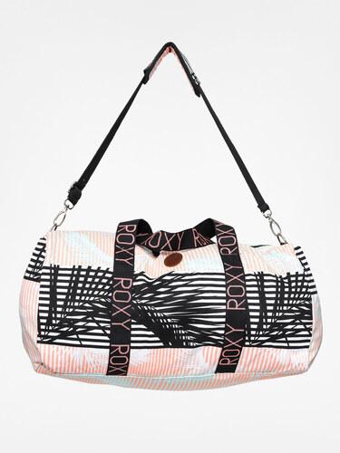 b55d427aa0 Cestovní taška Roxy Alongside You Wmn (black white salmon mint ...