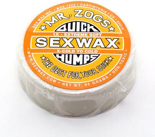 Quick Humps Wax yellow 1x fridg water
