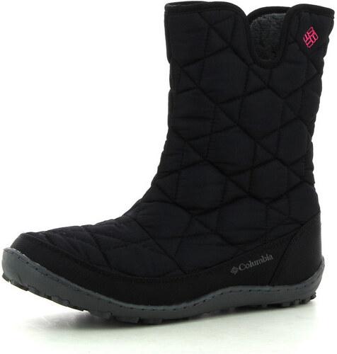 Columbia Zimní boty Dětské Youth Minx Slip Omni Heat Waterproof Columbia 62afbecf2f